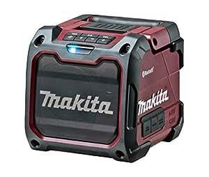 マキタ Bluetooth対応 充電式スピーカ MR200AR(限定色:オーセンティックレッド) 本体のみ