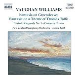 Williams: Fantasia on Greensleeves; Fantasia on a Theme of Thomas Tallis; Norfolk Rhapsody No. 1; Concerto Grosso