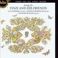 Songs by Finzi & his Friends by Ian Partridge (2003-06-10)