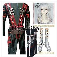 安室奈美恵ちゃんコスプレ衣装Fate/Grand Order ジークフリート コスプレ衣装+武器+靴+ウィッグ