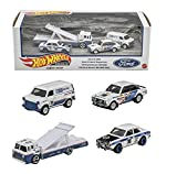 ホットウィール(Hot Wheels) プレミアム コレクターセット アソート - Ford Race Team 【3歳~】 986G-GMH39