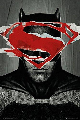 バットマン vs スーパーマン ポスター: ドーン・オブ・ジャスティス Batman Vs Superman Batman Teaser