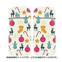 iQOS アイコス 専用 ケース クリスマス サンタクロース シリーズ 全面印刷 063