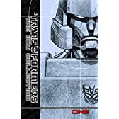 Transformers: The Idw Collection (Transformers Idw Collection Hc)