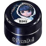 PRE GEL プリムドール ネバーランドナイト92 DOLL-B92 3g カラージェル UV/LED対応