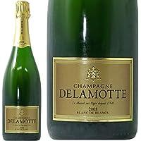 2008 ブリュット ブラン ド ブラン ミレジム ドゥラモット シャンパン 辛口 白 750ml