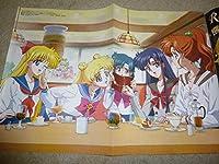 美少女戦士セーラームーンCrystal アニメディアポスター