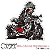 CALTA-ステッカー-Ducati Monster 1200_killroy (1.Sサイズ)