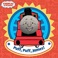 Puff, Puff, James! (Thomas & Friends Finger Puppet)