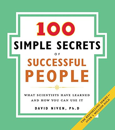 100 Simple Secrets of Successful People, The: What Scientists Have Learned and How You Can Use Itの詳細を見る