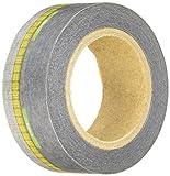 マスキングテープ ホーム柄 山手線タイプ 乗車位置:黄緑色