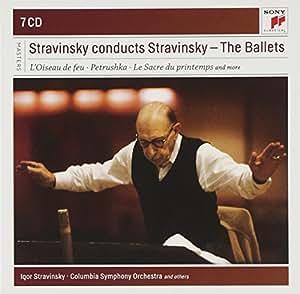 Stravinsky Conducts Stravinsky-the Bal