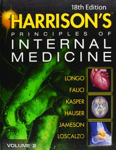 『Harrison's Principles of Internal Medicine, 18th Edition (2-volume set)』の2枚目の画像