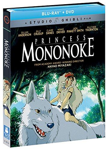 もののけ姫 / Princess Mononoke [Blu-ray & DVD] [Import]