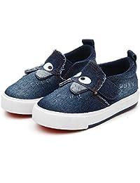 [XINXIKEJI]ベビー靴 女の子 男の子 ローファー マジック式 子供靴 ローカット スニーカー 14.0-16.5cm 赤ちゃん キッズ デッキシューズ 履きやすい 滑り止め 通気 軽い 柔らかい コンフォート...