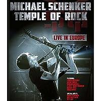 Michael Schenker Temple of Rock: Live in Europe