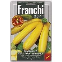 【FRANCHI社種子】【146/45】ズッキーニgold rush Hy F.1