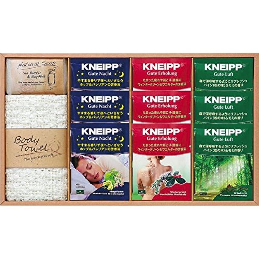 会員有料まどろみのある【ギフトセット】 クナイプギフトセット KNIP-25