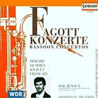 Bassoon Concertos & Divertimento