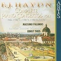 Complete Piano Concertos Vol. 1