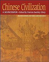 Chinese Civilization: A Sourcebook, 2nd Ed