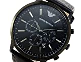 エンポリオアルマーニ エンポリオ アルマーニ EMPORIO ARMANI メンズ クロノグラフ 腕時計 AR2461 腕時計 海外インポート品 エンポリオアルマーニ mirai1-277815-ak [並行輸入品] [簡易パッケージ品]