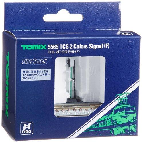 TOMIX Nゲージ 5565 TCS2灯式信号機 (F)