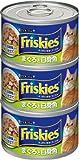 ピュリナ フリスキー トール缶 まぐろと白身魚 155gx3缶