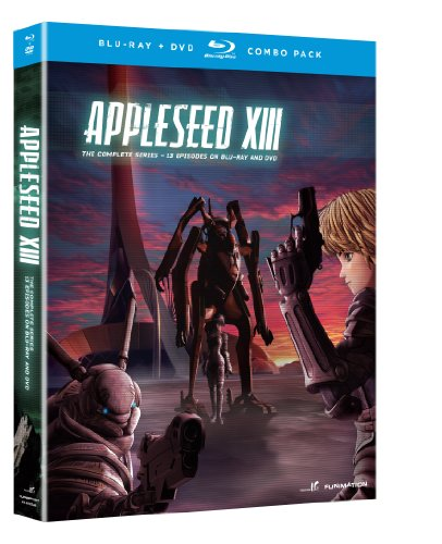 Appleseed Xiii: Complete Series [Blu-ray] [Import]
