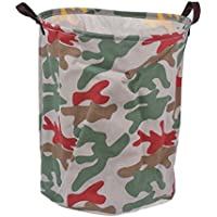 Homyl PE製 収納バケツ ストレージバケツ 洗濯ハマー おもちゃ 防水 袋 折り畳み 全21スタイル - #11