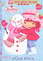 Cool Kid Big Best Book to Color (Strawberry Shortcake)