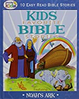 10 Easy-to Read Kids Favorite Bible Stories (Assorted, Titles Vary)
