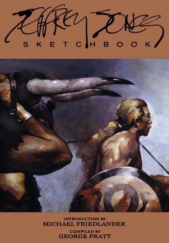 Jeffrey Jones Sketchbook