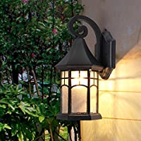 HZB アメリカ防水壁ランプ屋外中庭ライトコリドールバルコニー屋外ランプ