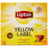 Lipton Yellow Label Tea, (Enveloped) 100 x 2g
