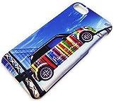 iPhone ケース ブルースカイ 車 ハードケース Paul Smith ポール・スミス アイフォン ハード カバー ロゴ 専用ケース iPhone7 対応