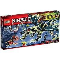 レゴ (LEGO) ニンジャゴー ゴースト?モロードラゴン 70736