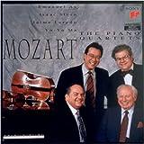 モーツァルト : ピアノ四重奏曲第1番&第2番