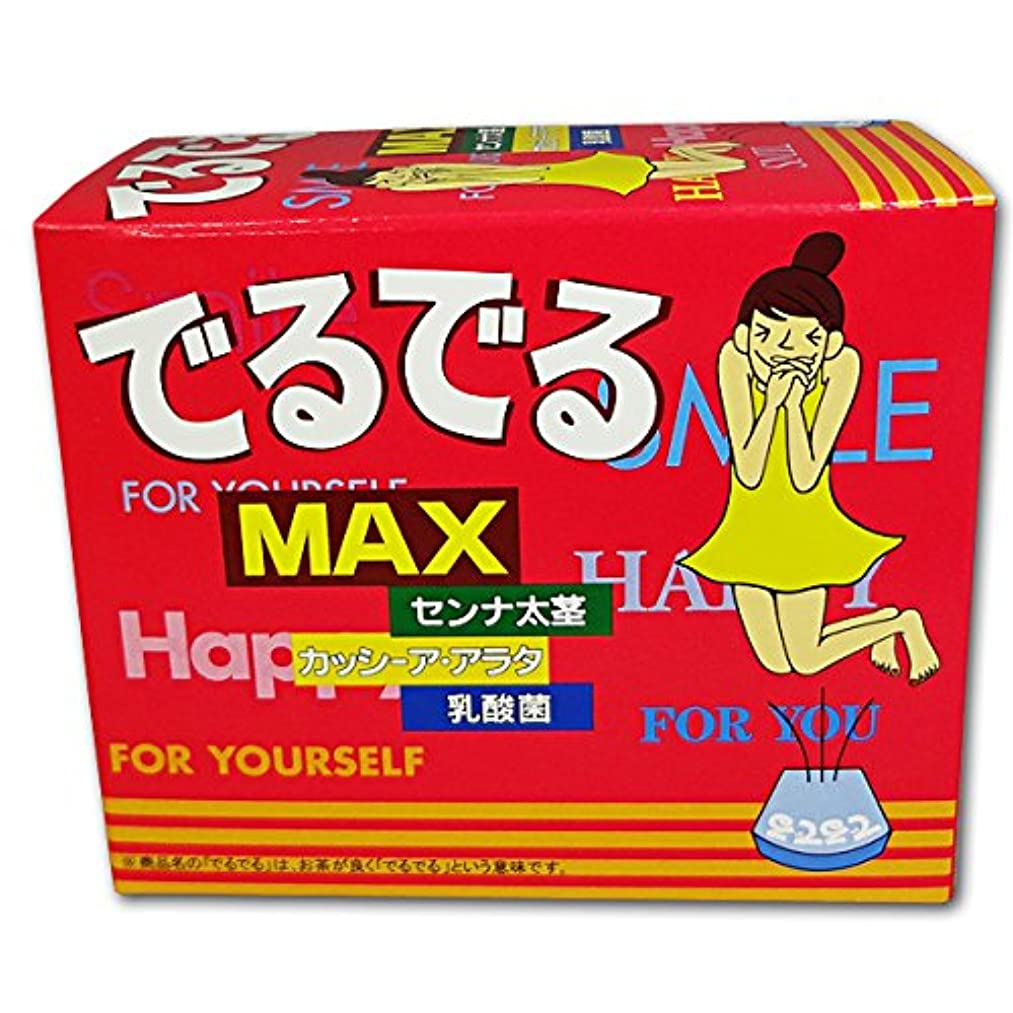 風刺かわす円周昭和 でるでる MAX 14包