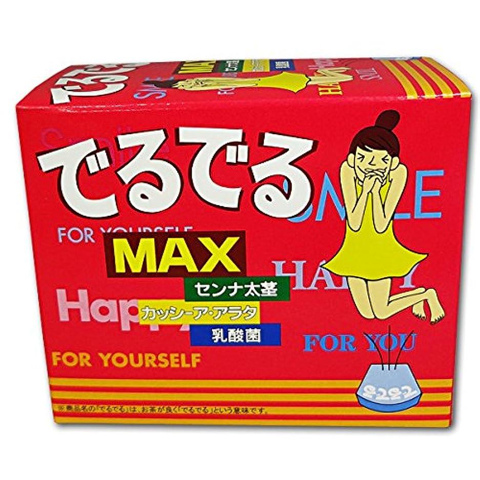 方程式溶かす構築する昭和 でるでる MAX 14包