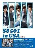 SS501 in USA-完全版- スペシャルオフショットDVD[DVD]