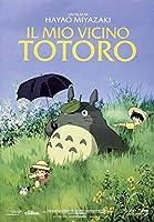My Neighbour Totoro Poster Il Mio Vicino Totoro (70cm x 100cm)