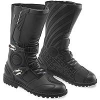 GAERNE(ガエルネ) 防水透湿ライディングブーツ G-MIDLAND GORE-TEX / ジーミッドランド ゴアテックス ブラック 26.0cm 【総輸入元:ジャペックス】