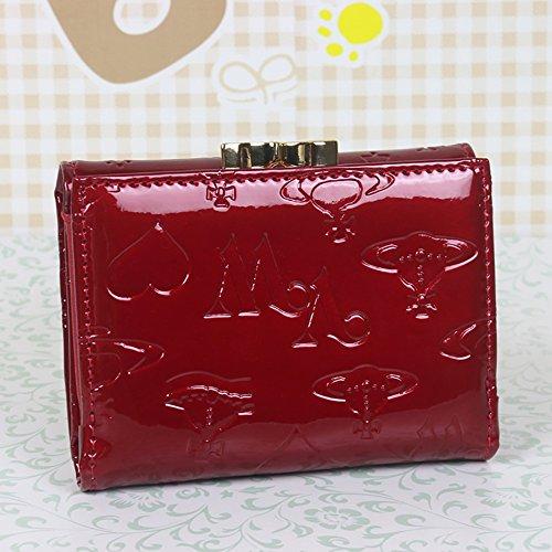 Vivienne Westwood ヴィヴィアン ウエストウッド 財布 13110 折り財布 短財布 (レッド) [並行輸入品]