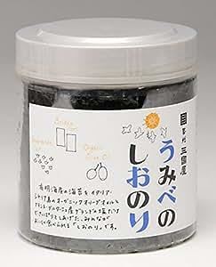 【三國屋】うみべのしおのり( 10切×80枚入)×2個