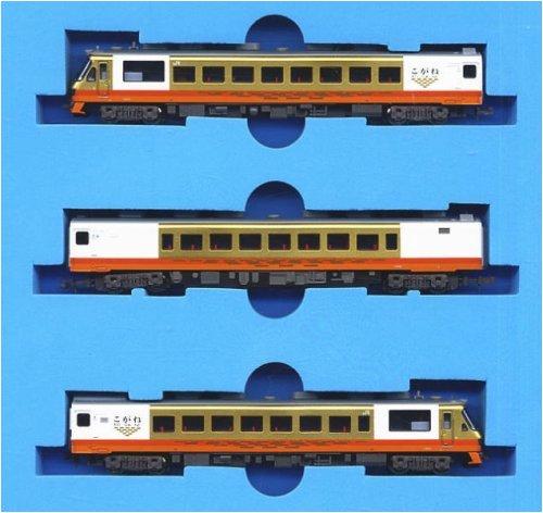 マイクロエース  キハ59系 「こがね」 (3両セット) a2862 【鉄道模型・Nゲージ】