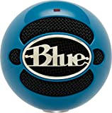 Blue Microphones USBマイク  Windows/Mac対応 Snowball USB Microphone Electric Blue ブルー BM3015