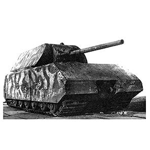 ズベズダ 1/100 ドイツ軍 マウス ドイツ超重戦車 プラモデル ZV6213