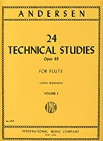 ANDERSEN - Estudios Tecnicos (24) Op.63 Vol.1 para Flauta (Wummer)