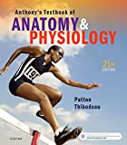 Cover of Anthony's Textbook of Anatomy & Physiology